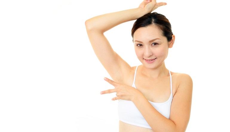 「わきが」「脇汗」の臭いの原因と5個の対策方法