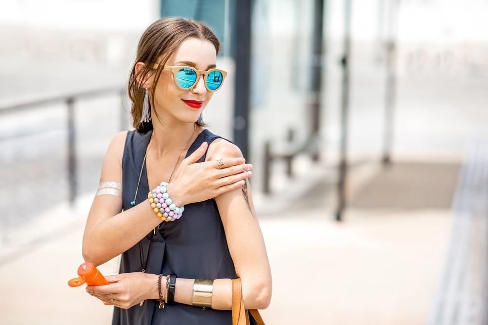 敏感肌の日焼け止め:正しい塗り方編