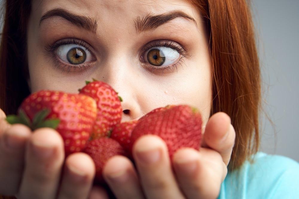 イチゴ鼻の原因