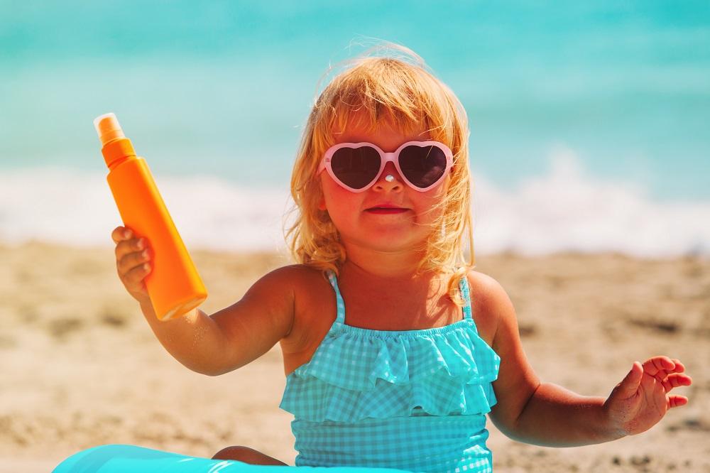 日焼け対策化粧品の選び方