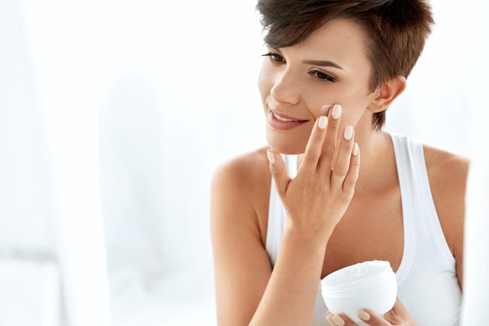 乾燥肌対策乳液の効果的な使い方